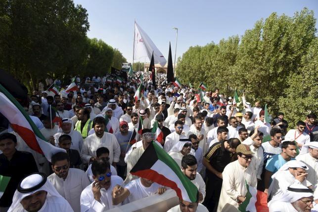 Lộ diện kẻ đánh bom đền thờ 2000 tín đồ ở Kuwait  - ảnh 1