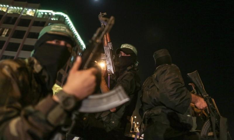IS đòi chiếm dải Gaza, 'nhổ tận gốc' đồng minh của Mỹ - ảnh 1