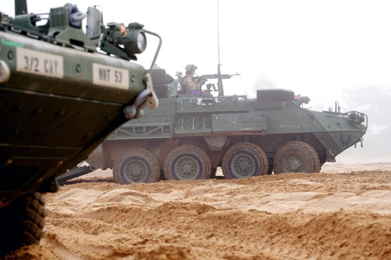 'Cảm hứng' từ Ukraine: Mỹ nghiên cứu 'chiến tranh hỗn hợp' - ảnh 4