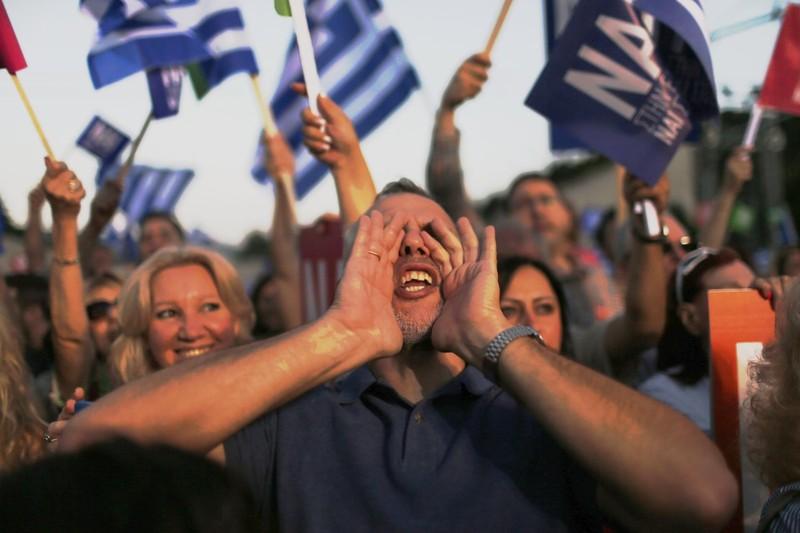 Bộ trưởng tài chính Hy Lạp Yanis Varoufakis từ chức - ảnh 2