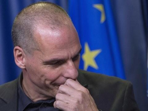 Bộ trưởng tài chính Hy Lạp Yanis Varoufakis từ chức - ảnh 1