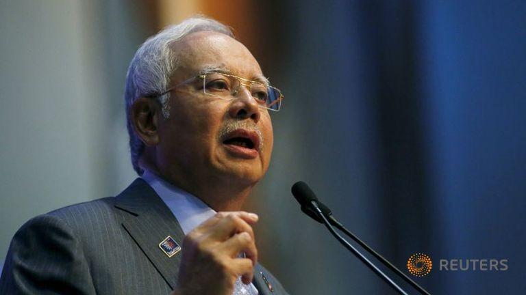 Nghi án 'quỹ đen' thủ tướng Malaysia: Đóng băng sáu tài khoản - ảnh 1