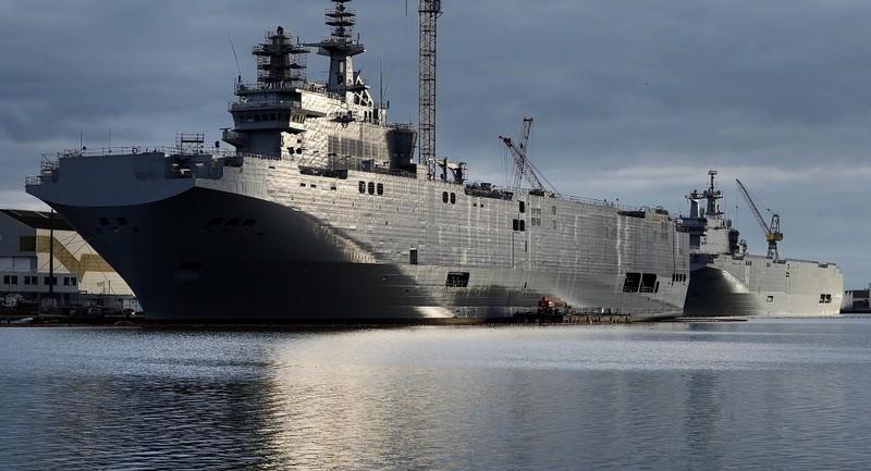 Pháp bỏ ra 1,3 tỷ USD bồi thường cho tàu Mistral - ảnh 1