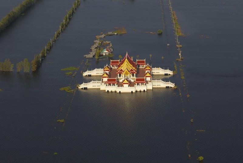 Thủ đô của Thái Lan đang 'chìm vào lòng đất'? - ảnh 1