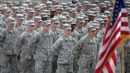 Mỹ chuẩn bị cho 40 ngàn quân nhân 'về vườn' - ảnh 1