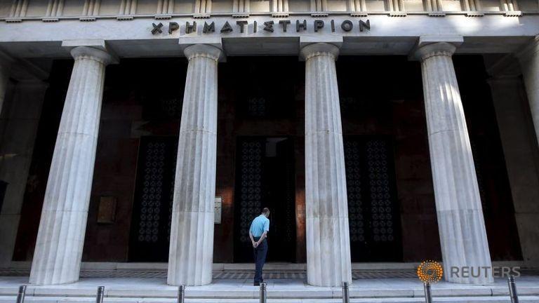 Ngân hàng Hy Lạp sẽ 'hết sạch' tiền mặt trong 2 ngày tới - ảnh 1