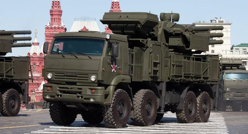 Nga cải tiến hệ thống phòng không với Pantsir-S và S-400 - ảnh 1