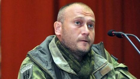 Nhóm cực hữu Ukraine nhân lệnh 'bắn chết' cảnh sát Kiev - ảnh 1