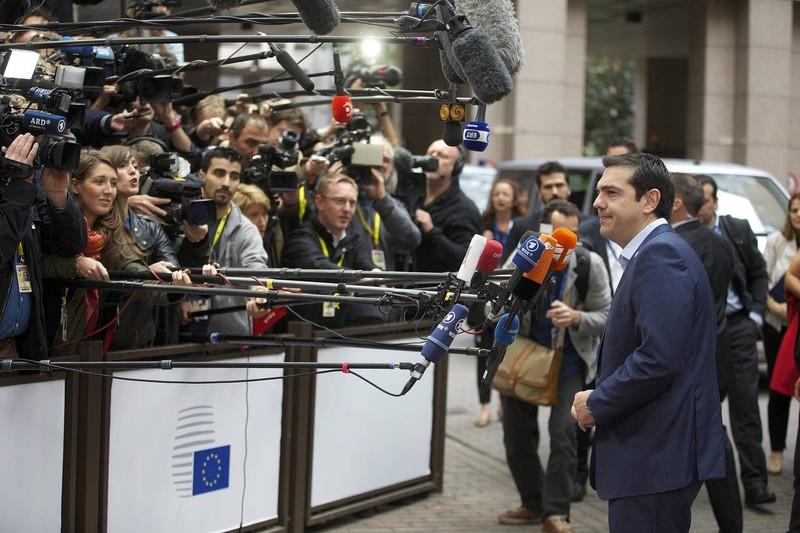 Lãnh đạo Eurozone đạt thỏa thuận về vấn đề Hy Lạp - ảnh 1