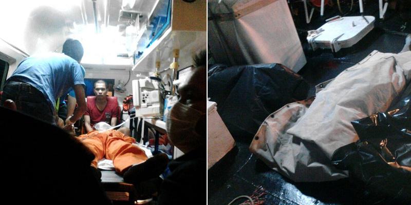 3 thuyền viên Việt Nam thiệt mạng ngoài khơi Malaysia - ảnh 1