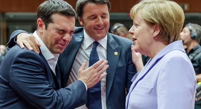 Hy Lạp đồng ý cho ngân hàng Đức bán tài sản công - ảnh 1