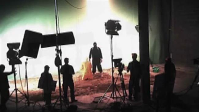 Sự thật cảnh IS hành quyết con tin: Ghi hình trong studio? - ảnh 1