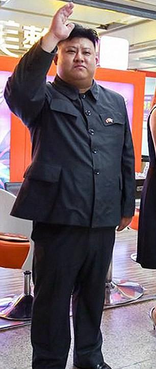 Chàng trai Trung Quốc phẫu thuật để giống với Kim Jong Un - ảnh 2