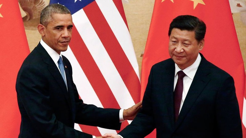 Tổng thống Obama gọi điện cảm ơn ông Tập Cận Bình - ảnh 1