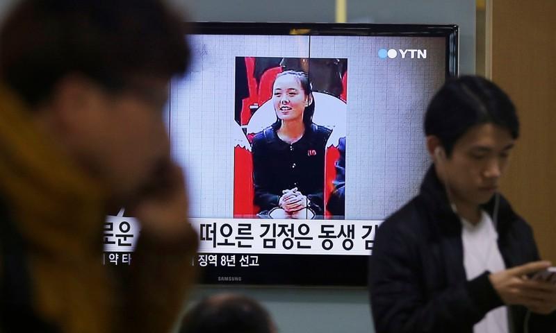 Em gái Kim Jong-un được thăng chức trong chính quyền - ảnh 1