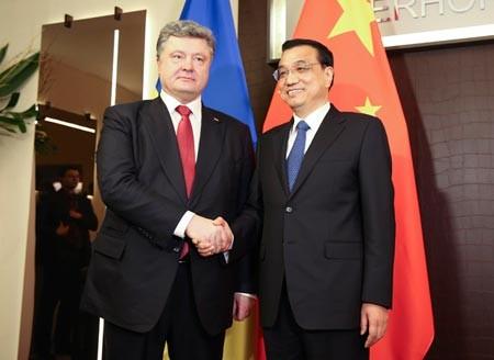 Trung Quốc muốn 'nồng ấm' với Ukraine vì cần tàu đổ bộ - ảnh 1