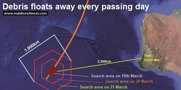 Manh mối MH370 từ các dòng hải lưu và loài hàu - ảnh 3