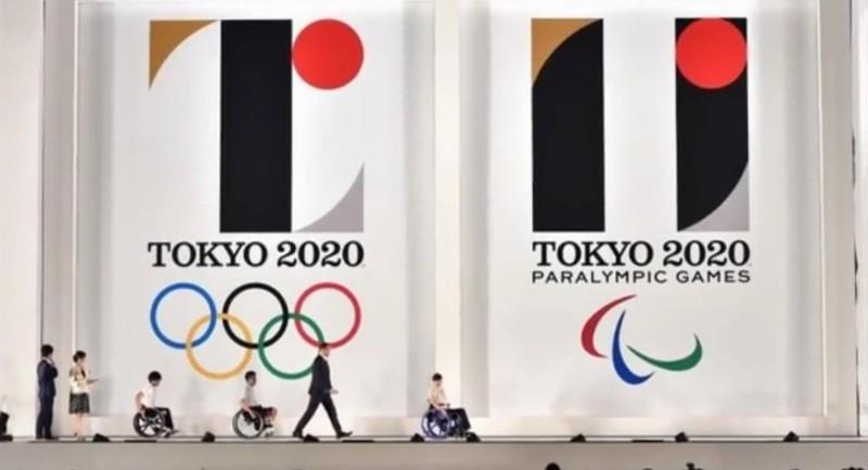 Nhật bị nghi đạo ý tưởng biểu tưởng Olympic 2020 - ảnh 1