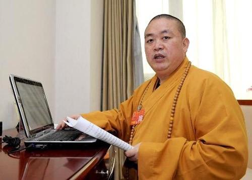 Chính quyền Trung Quốc vào cuộc điều tra trụ trì Thiếu Lâm tự - ảnh 1
