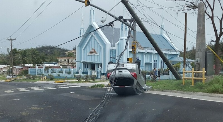 Siêu bão mạnh nhất 2015 càn quét Thái Bình Dương - ảnh 2