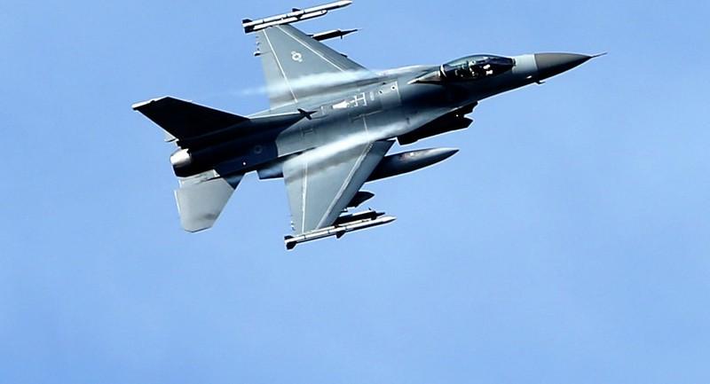 NATO: 8 máy bay là đủ bảo vệ không phận Baltic - ảnh 1