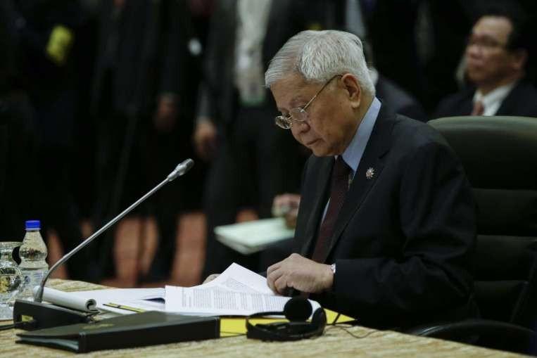 Philippines kêu gọi thúc đẩy 'ba dừng' ở Biển Đông - ảnh 1