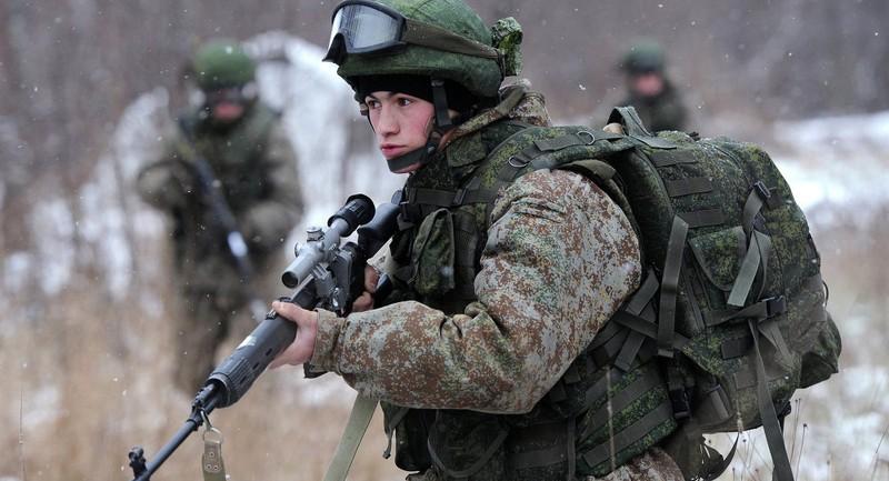 Lính Nga sắp có quân phục giáp nano tàng hình? - ảnh 1