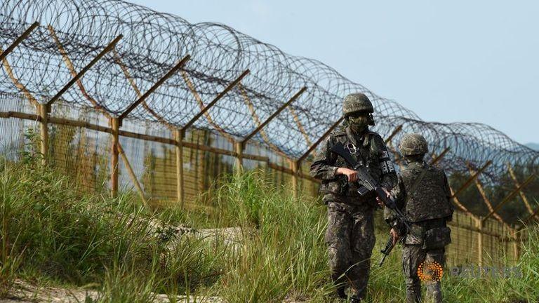 Mỹ lên án Triều Tiên cài mìn bẫy binh sĩ Hàn Quốc - ảnh 1