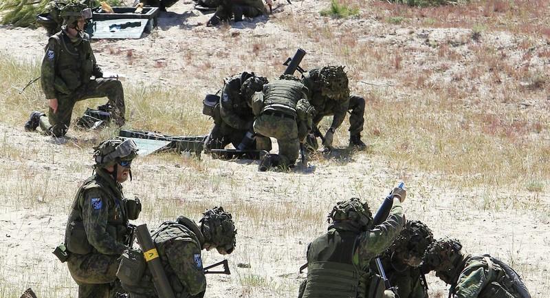 Nga và NATO có khả năng đối đầu quân sự? - ảnh 1