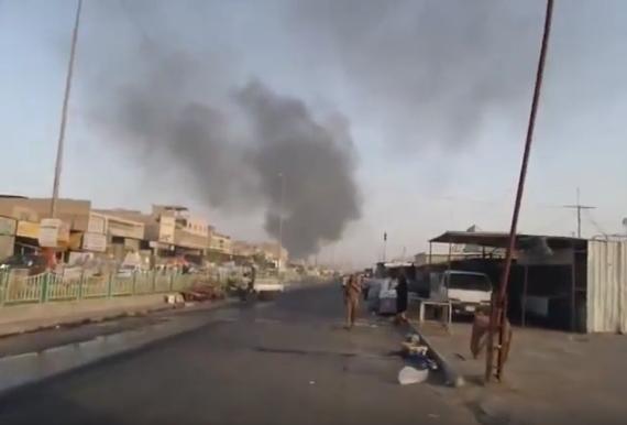 Nổ bom tại Baghdad: Ít nhất 60 người chết, 200 người bị thương - ảnh 1