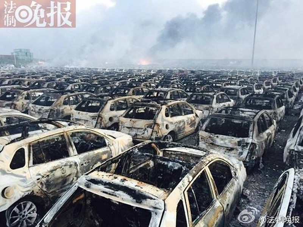 Vụ nổ rung chuyển Thiên Tân: Ông Tập Cận Bình lên tiếng - ảnh 2