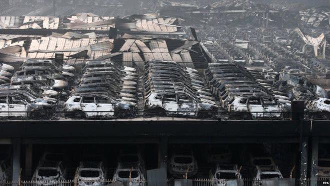 Vụ nổ rung chuyển Thiên Tân: Ông Tập Cận Bình lên tiếng - ảnh 3