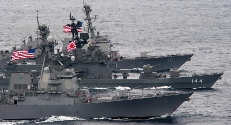 Nhật chuẩn bị khu trục hạm thế hệ mới, trang bị 'hàng Mỹ' - ảnh 1