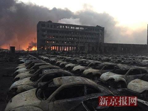 Vụ nổ rung chuyển Thiên Tân: Ông Tập Cận Bình lên tiếng - ảnh 4