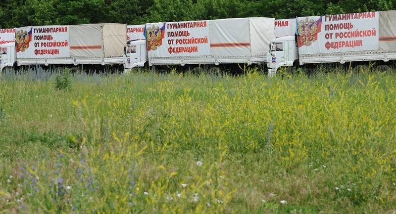 Nga chuyển 1.000 tấn đồ cứu trợ cho miền Đông Ukraine - ảnh 1