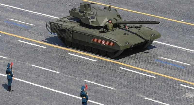Nga tạo xu hướng thiết giáp mới với T-14 Armata - ảnh 1