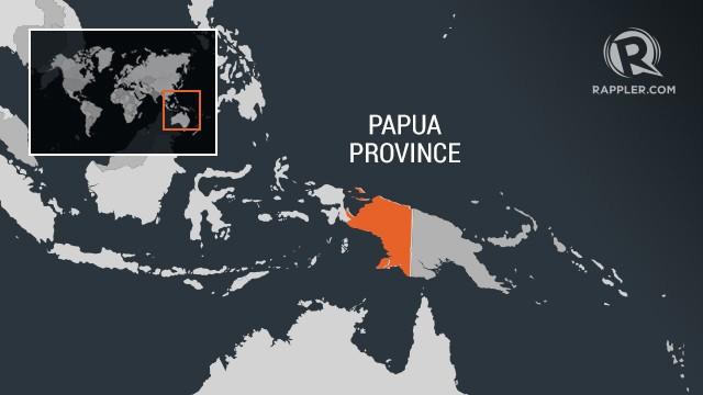 Máy bay Indonesia chở 54 người mất tích - ảnh 1