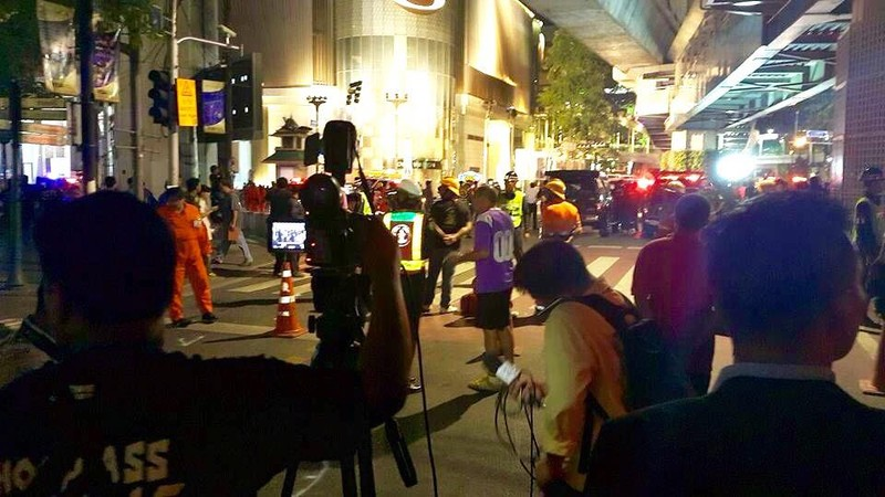 Nổ bom Bangkok: 27 người thiệt mạng, Bộ Quốc phòng Thái Lan lên tiếng - ảnh 10