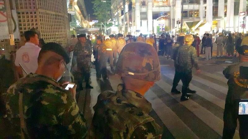 Nổ bom Bangkok: 27 người thiệt mạng, Bộ Quốc phòng Thái Lan lên tiếng - ảnh 11