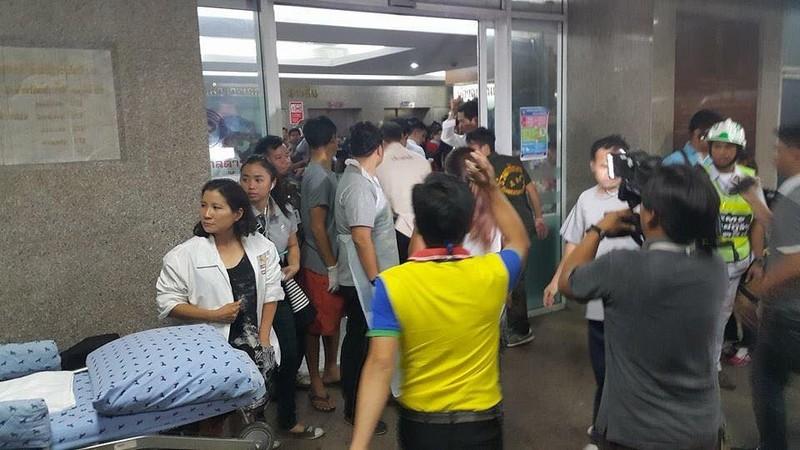 Nổ bom Bangkok: 27 người thiệt mạng, Bộ Quốc phòng Thái Lan lên tiếng - ảnh 6