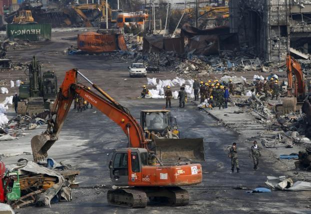 Sau vụ Thiên Tân, Trung Quốc điều tra quan chức an toàn lao động - ảnh 1