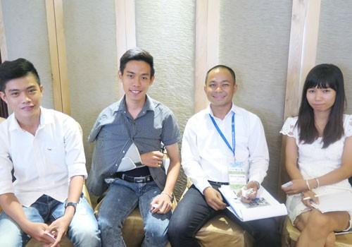 Sinh viên Việt Nam giành giải nhất cuộc thi ASEAN - ảnh 1