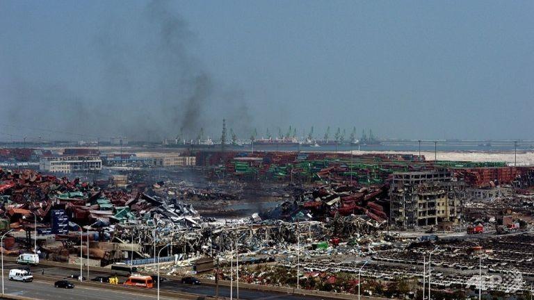 LHQ chỉ trích Trung Quốc thiếu minh bạch trong vụ nổ Thiên Tân - ảnh 3