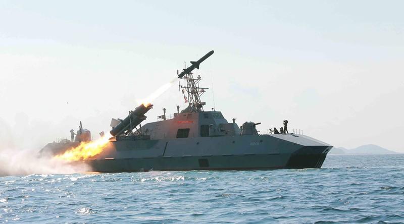 Hàn Quốc phát hiện Bình Nhưỡng triển khai tên lửa - ảnh 1