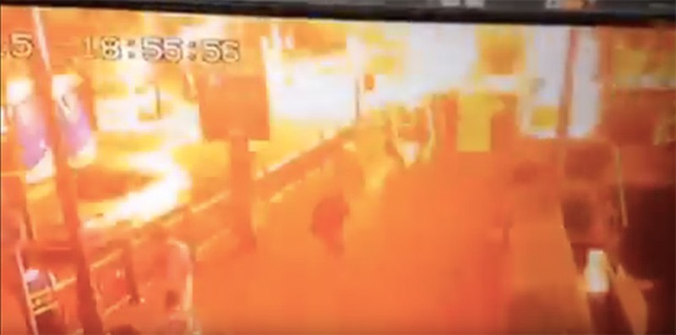 Đánh bom Bangkok do mạng lưới ly khai nước ngoài? - ảnh 1