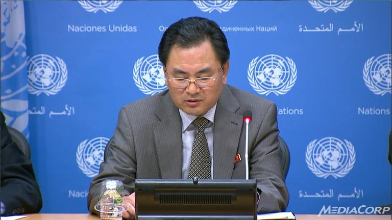 Phó đại sứ Triều Tiên tại LHQ: 'Đã gần đến bờ vực chiến tranh' - ảnh 1