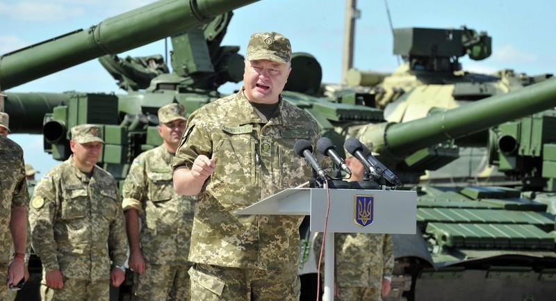 Nhận gần 2 tỷ USD, quân đội Kiev vẫn 'nghèo nàn' - ảnh 1