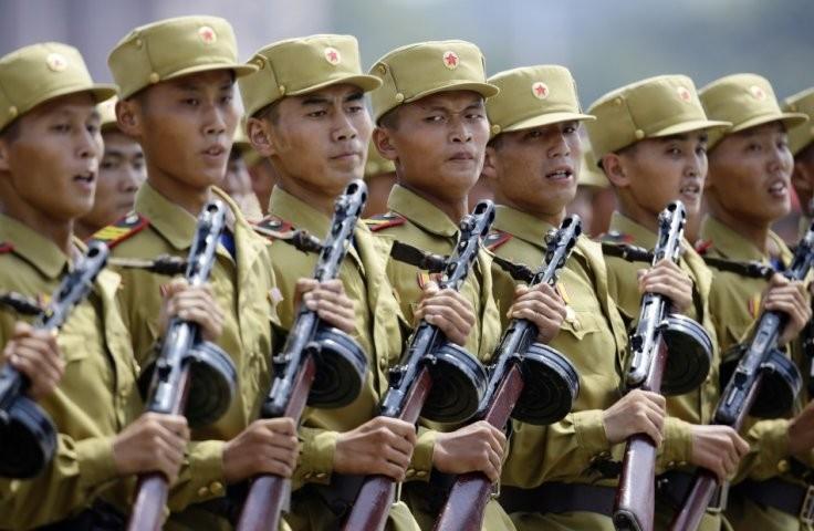 'Một triệu thanh niên Triều Tiên xung phong nhập ngũ' - ảnh 1