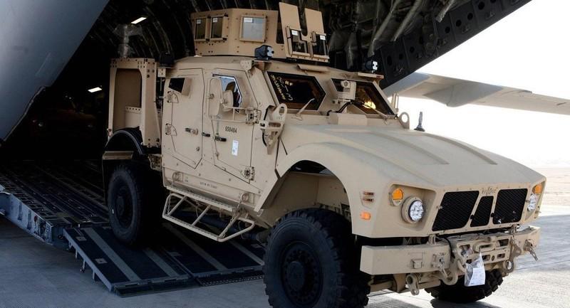 Mỹ chi 6,75 tỉ USD thay thế xe bọc thép Humvee - ảnh 1