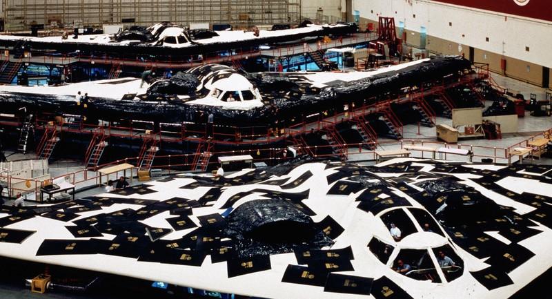 Mỹ công bố mẫu máy bay ném bom thế hệ mới - ảnh 1